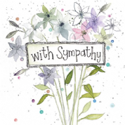 Alex Clark Art - Greeting Card - Little Sparkles - Sympathy